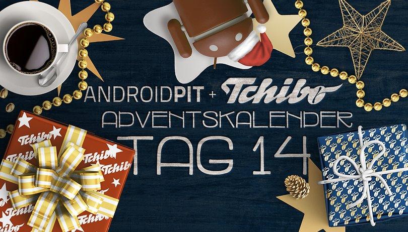 Tag 14 – Der AndroiPIT-Adventskalender: Deko-Tablet für Wetterfühlige