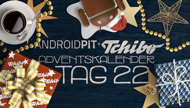 Tag 22 –Der AndroidPIT-Adventskalender: Slimline-USB-Plattenspieler