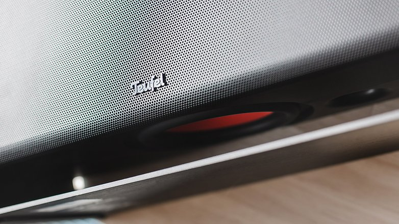 AndroidPIT Teufel Boomster XL Ghettoblaster 9951