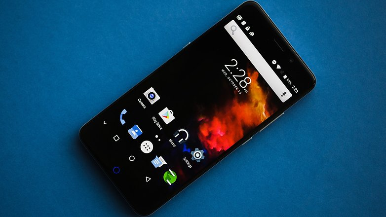 AndroidPIT umi max 0153