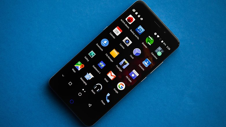 AndroidPIT umi max 0155