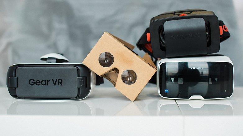ANDROIDPIT VR glasses 1
