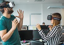My VR experience: alienating, embarrassing and a must try!