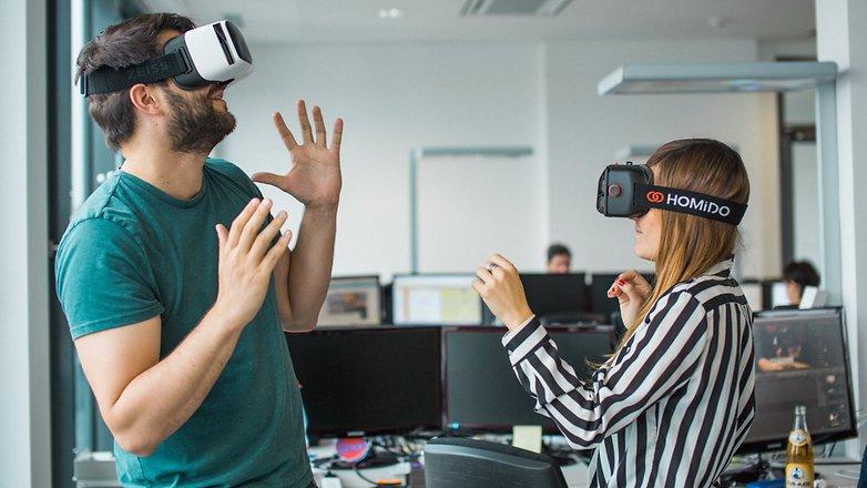 ANDROIDPIT VR glasses 13
