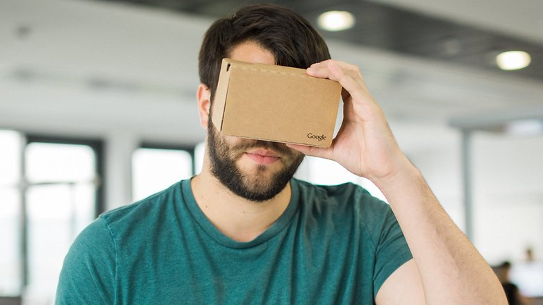 ANDROIDPIT VR glasses 14