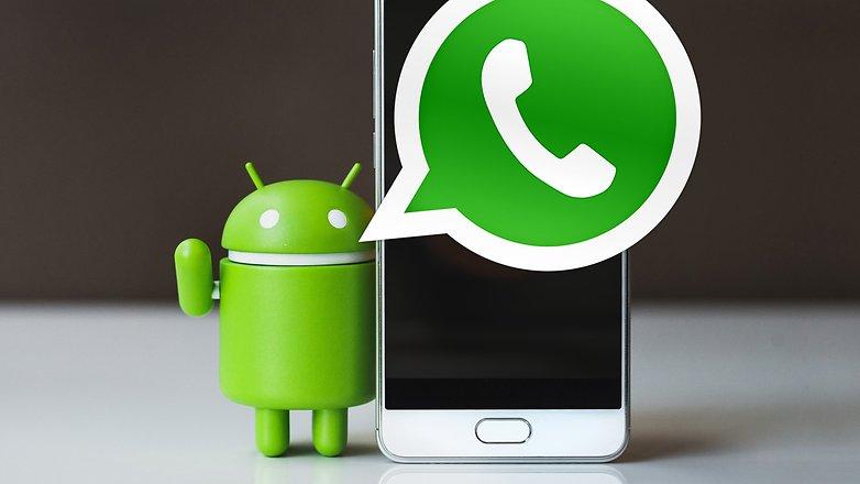 AndroidPIT WHATSAPP FRESH