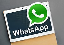 WhatsApp on your tablet? Now available from the Play Store
