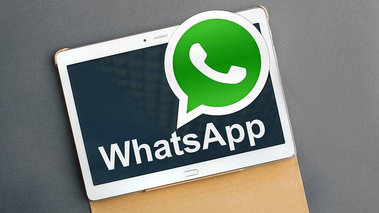 AndroidPIT huawei mediapad whatsapp 2