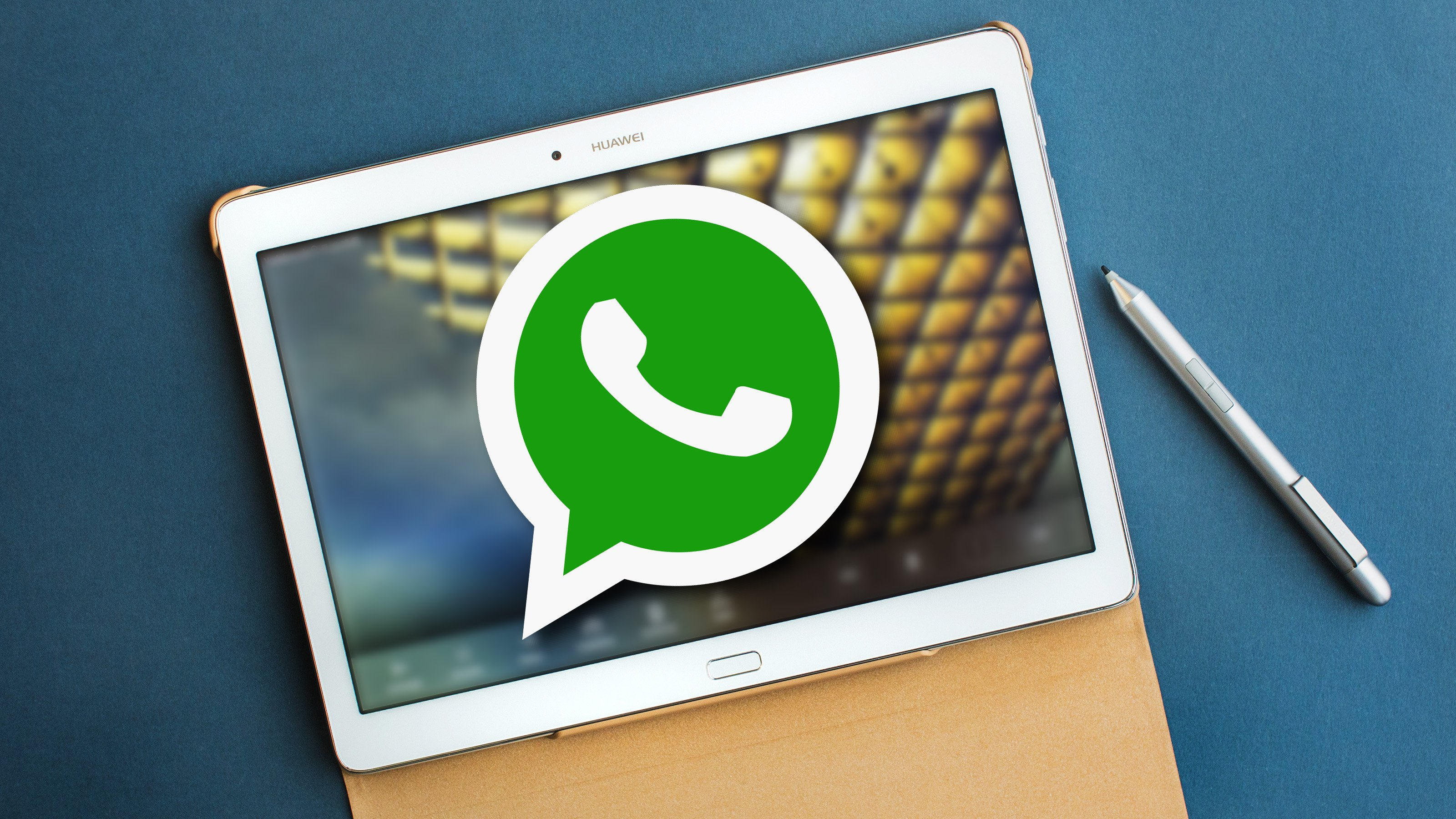 Install whatsapp on tablet without sim | Peatix