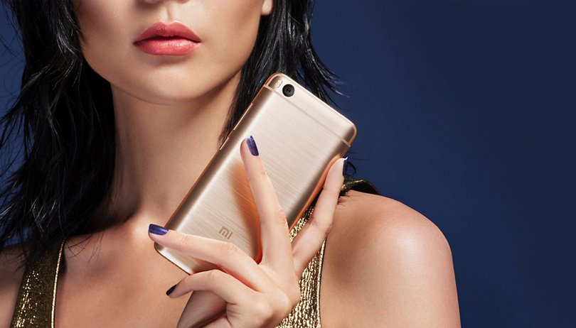 Xiaomi Mi 5s unveiled, comes with an ultrasonic fingerprint scanner
