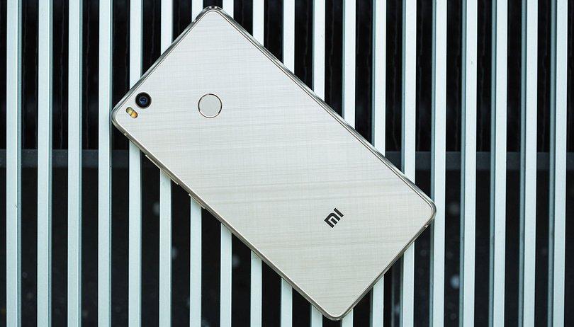 Vazam novas imagens confirmando o leitor de impressão digital do Xiaomi Redmi 4
