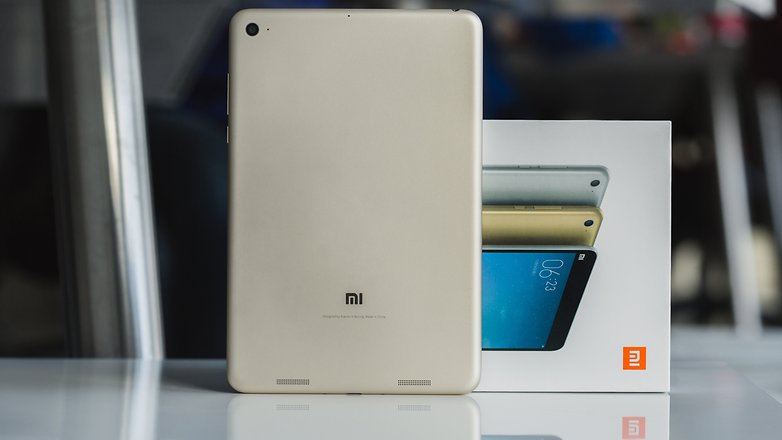 AndroidPIT Xiaomi MiPad 2 1