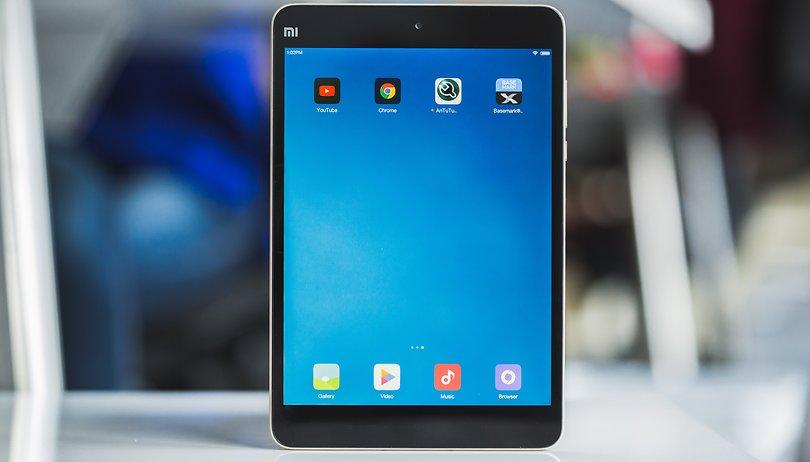 Xiaomi Mi Pad 2 im Test: Solides Gerät mit kleinen Macken
