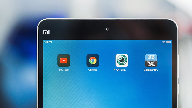 AndroidPIT Xiaomi MiPad 2 6