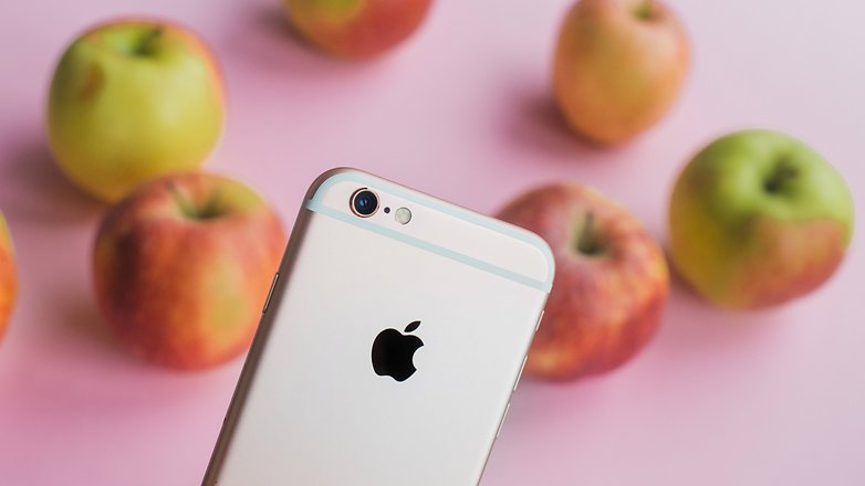 AndroidPIT iphone 6s pink 4084