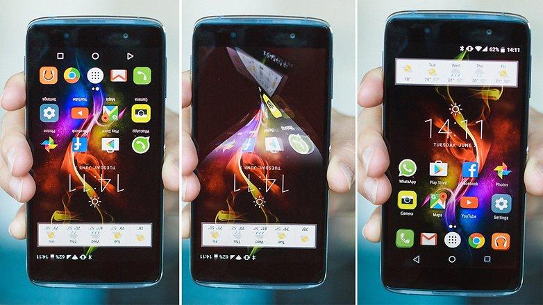 AndroidPIT idol 4 alcatel 6789