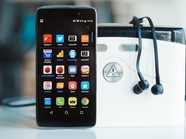 AndroidPIT idol 4 alcatel 6800