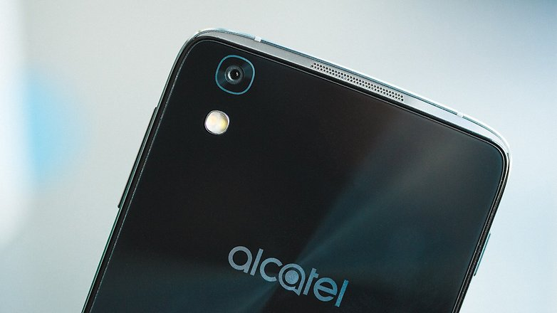 AndroidPIT idol 4 alcatel 6810