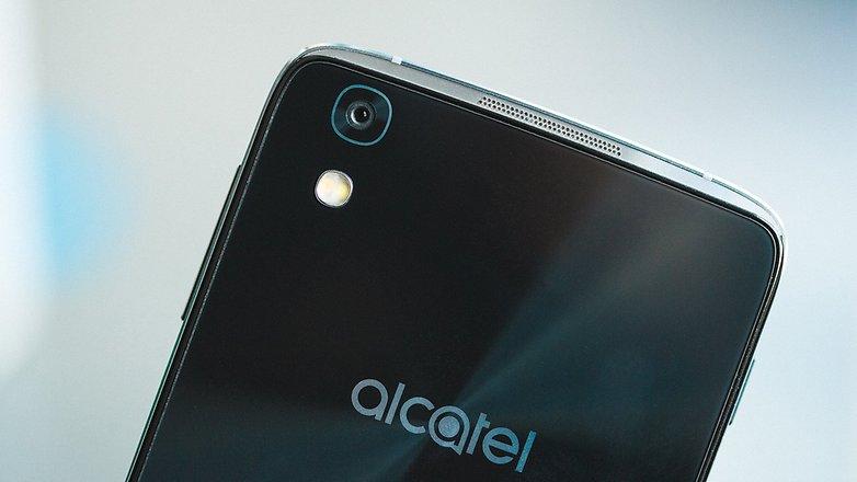 AndroidPIT idol 4 alcatel 6810