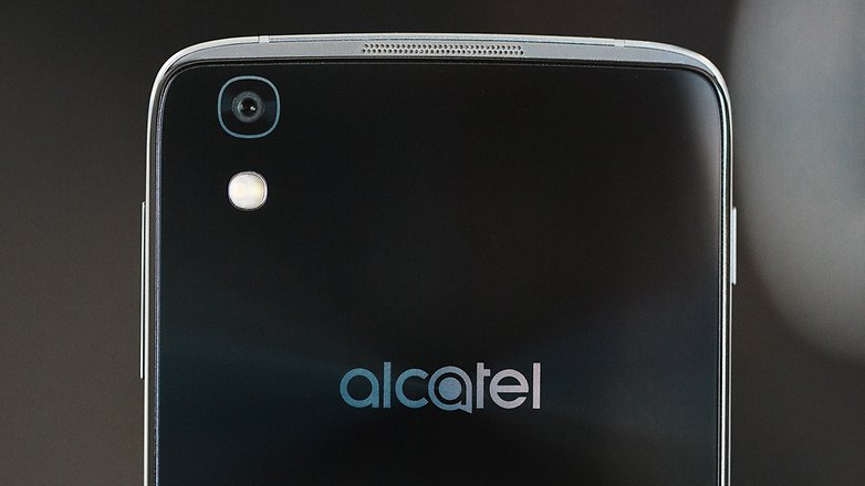 AndroidPIT idol 4 alcatel 7015