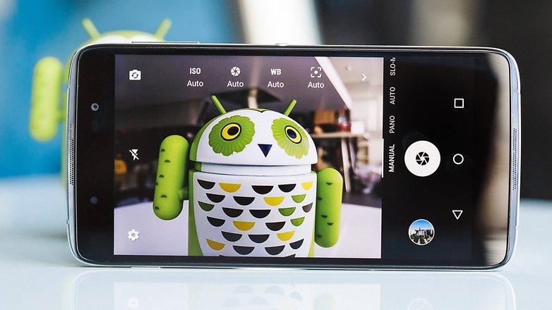 AndroidPIT idol 4 alcatel 7036