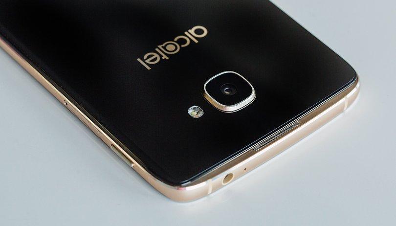 Este é o smartphone que a Alcatel deveria trazer ao Brasil