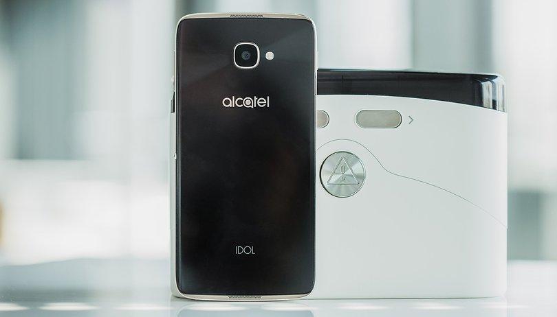 Test de l'Alcatel Idol 4S : le pari est-il réussi ?