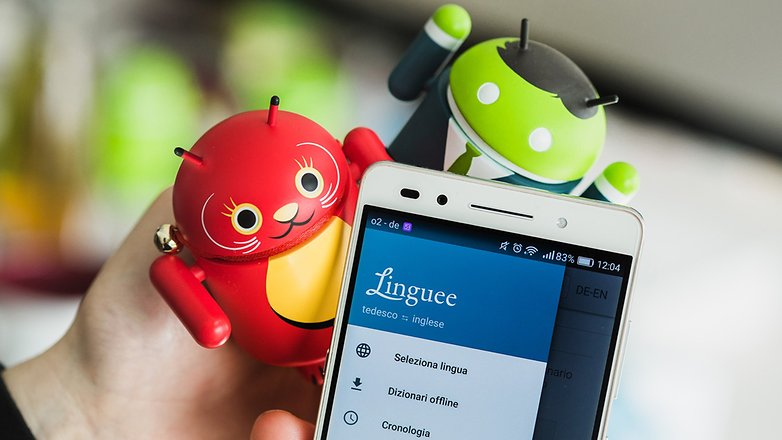 AndroidPIT dizionario lingue 5583