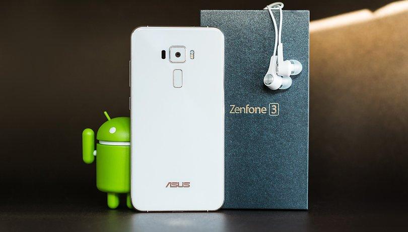 Zenfone 3 está recebendo atualização para o Android 8.0 Oreo