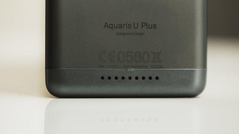 AndroidPIT bq aquaris u plus 0921