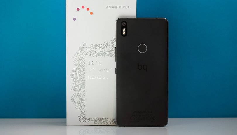 Análisis del BQ Aquaris X5 Plus: El mejor smartphone español de 2016