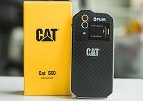 Caterpillar Cat S60 im Vorab-Test: Das Smartphone mit der Wärmekamera ausprobiert