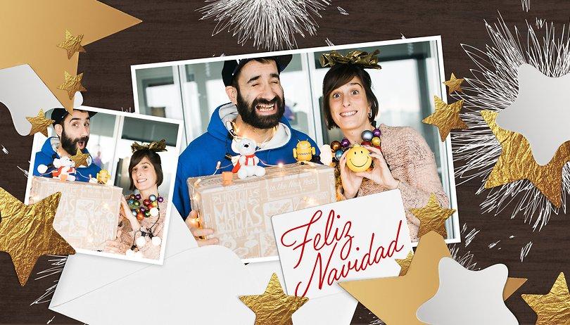 AndroidPIT os desea ¡Feliz Navidad!
