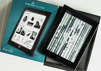 Análisis del Energy eReader Pro HD: el libro electrónico con Android