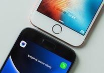 Samsung Galaxy S7 vs iPhone 7: Comparación preliminar del séptimo cielo