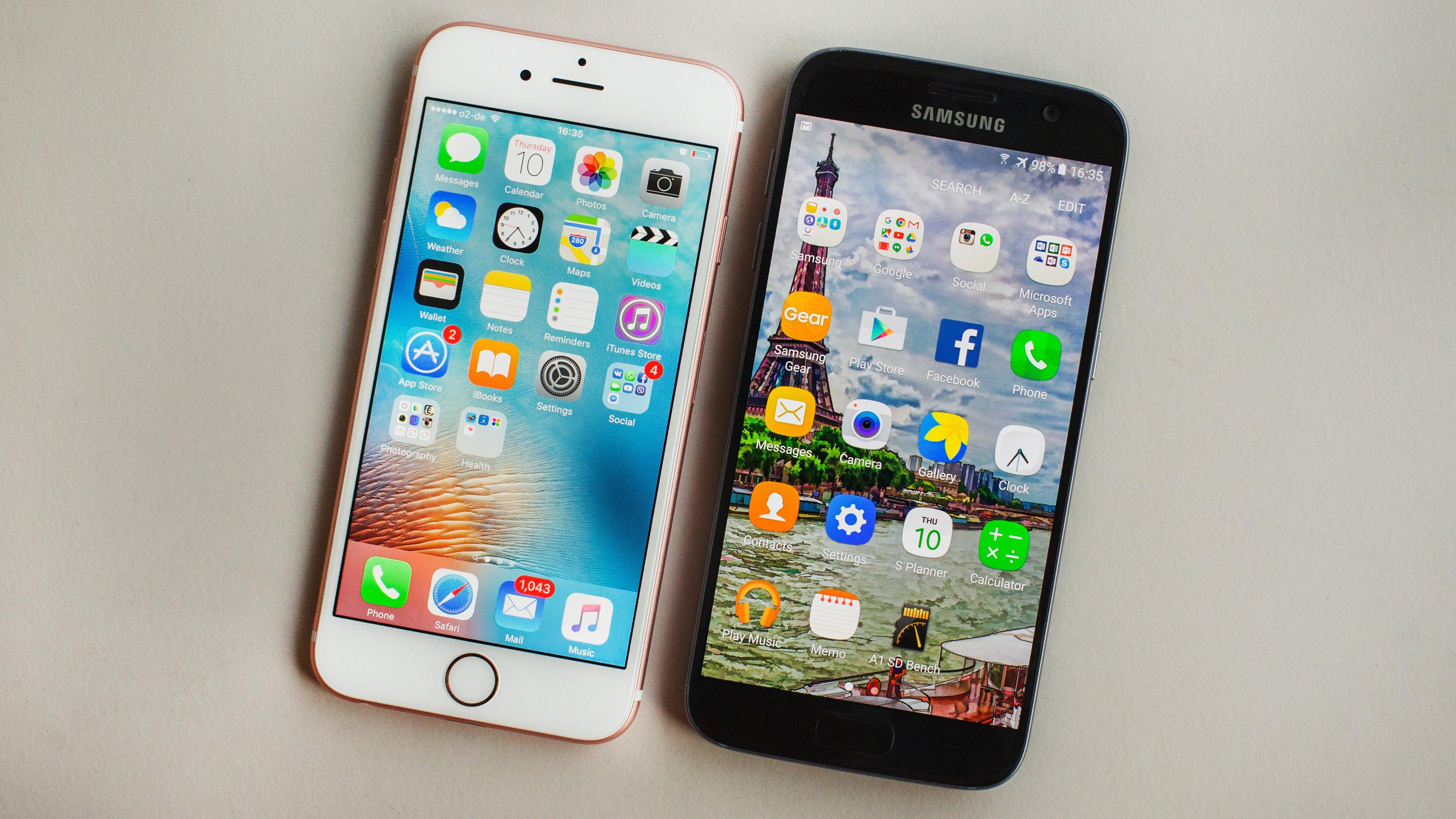 Samsung Galaxy S7 Mini: La competencia del iPhone SE - AndroidPIT