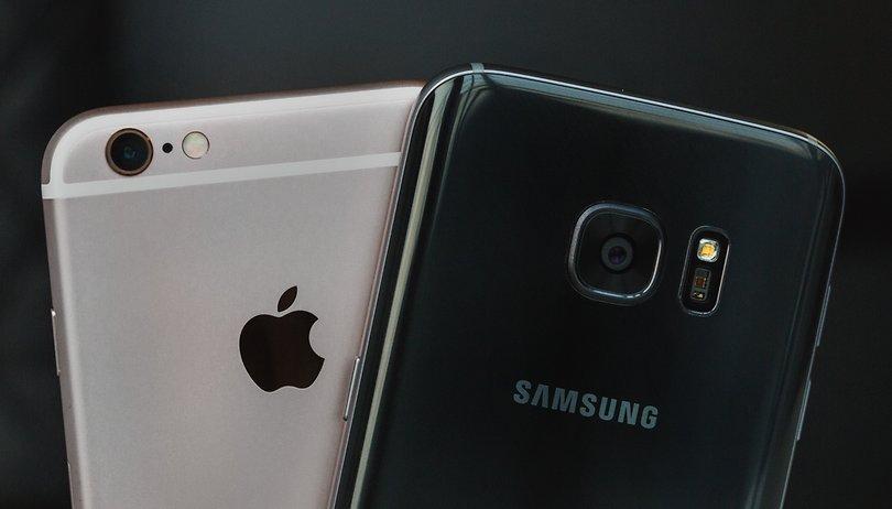 Eu poderia trocar meu iPhone 6 Plus por este smartphone