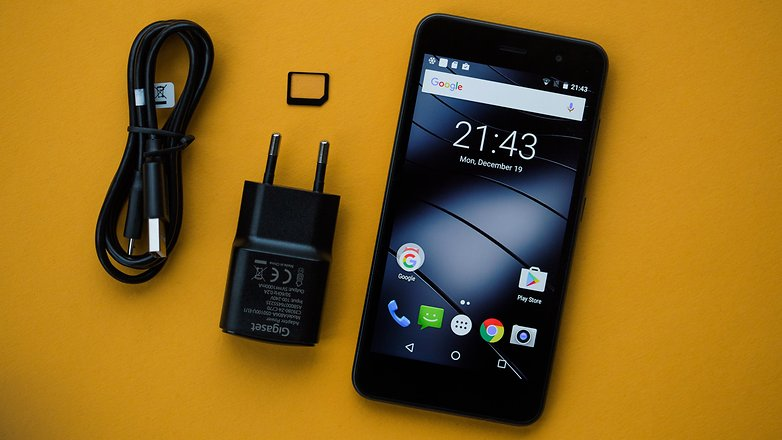 AndroidPIT gigaset gs160 review 2496