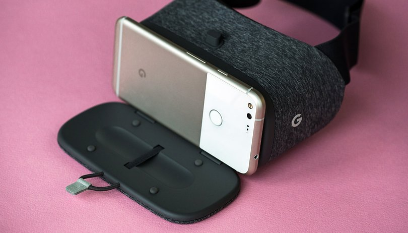 Google Daydream View: the VR dream begins
