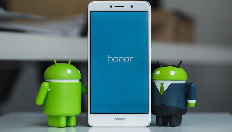Honor 6X : Nougat et EMUI 5.0 débutent leur déploiement