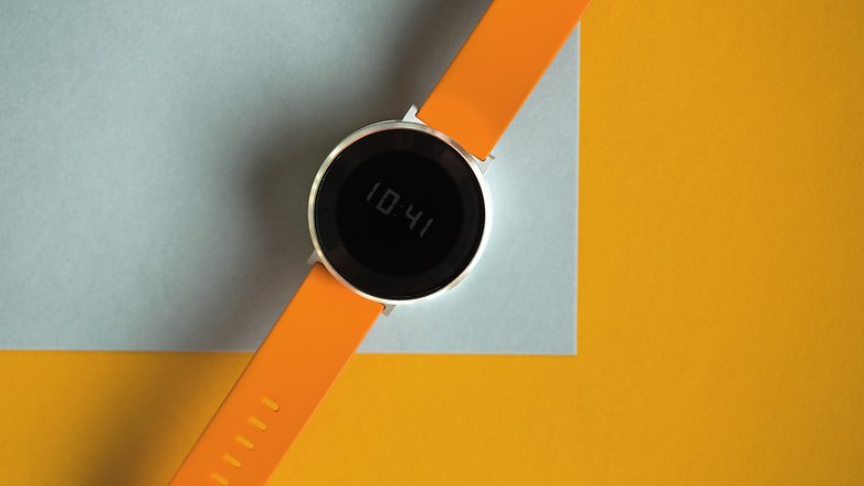 AndroidPIT huawei fit fitness tracker 3888
