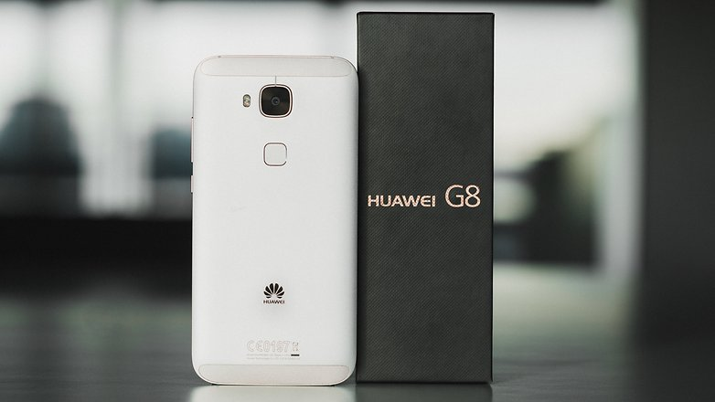 AndroidPIT Huawei G8 2 2