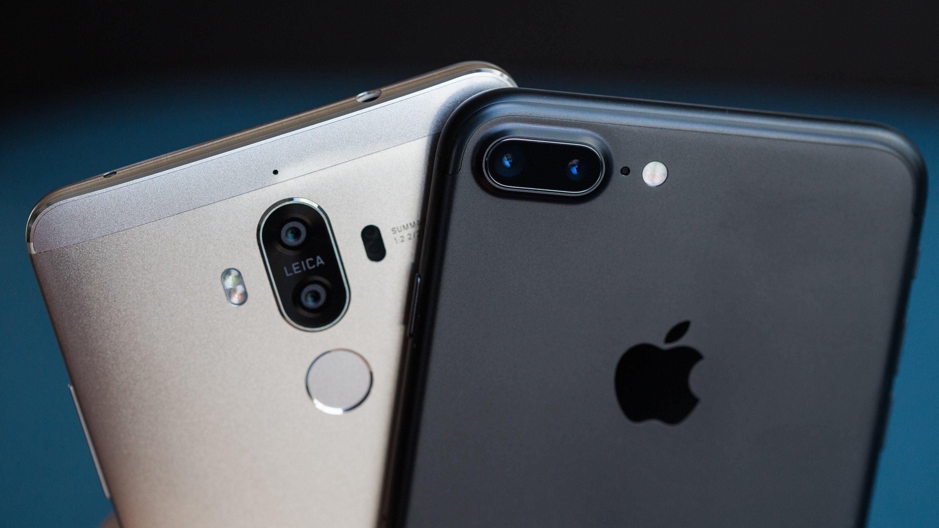 Die besten iPhone-Alternativen mit Android