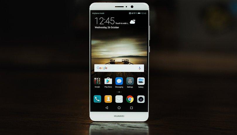 Das Huawei Mate 9 Tausch-Event bei AndroidPIT in Bildern