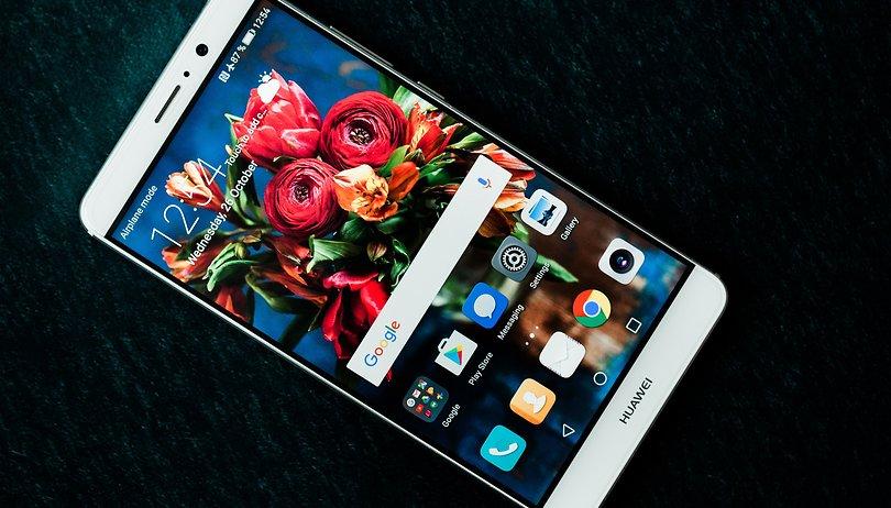 Huawei Mate 9 bereitet Langzeit-Freude