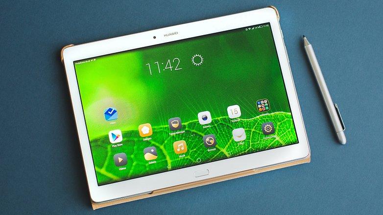 Huawei MediaPad AndroidPIT m2 5