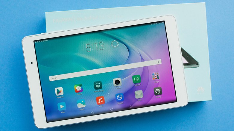 AndroidPIT huawei mediapad t2 7588