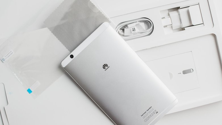 AndroidPIt huawei mediapad M3 9720