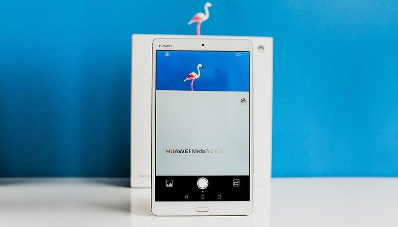Test de la Huawei MediaPad M3 : un sérieux concurrent  pour  l'iPad Mini ?