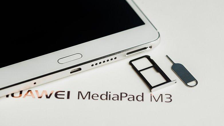 AndroidPIt huawei mediapad M3 9744